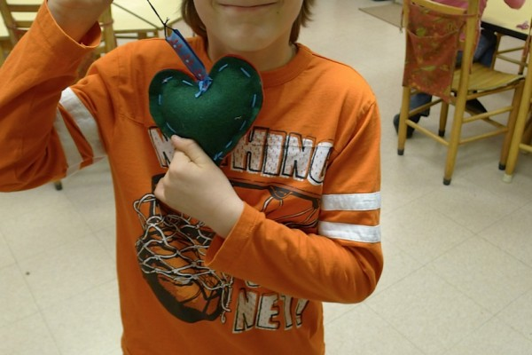 South County Montessori School and Hearts That Help
